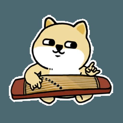 小肥柴7 - Sticker 28
