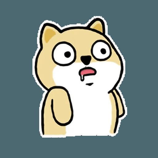 小肥柴7 - Sticker 7