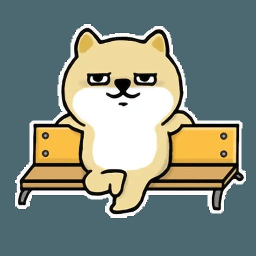小肥柴7 - Sticker 22