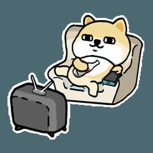 小肥柴7 - Sticker 6