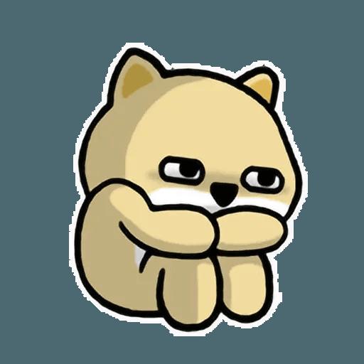 小肥柴7 - Sticker 18