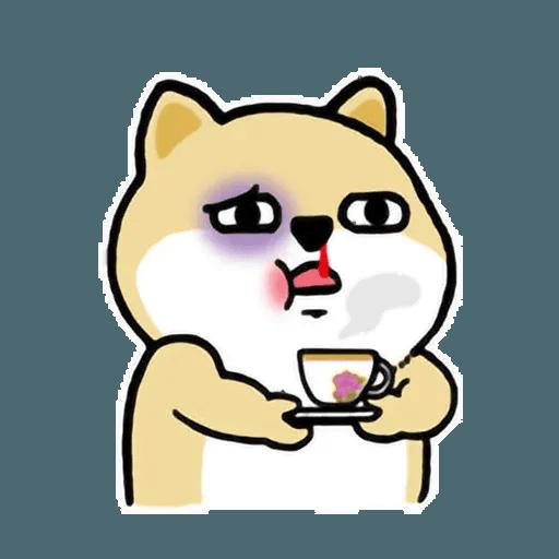 小肥柴7 - Sticker 17