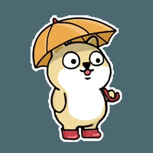小肥柴7 - Sticker 21