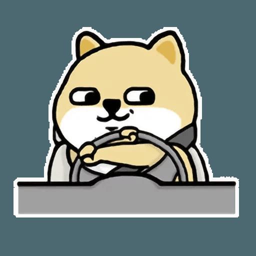 小肥柴7 - Sticker 9