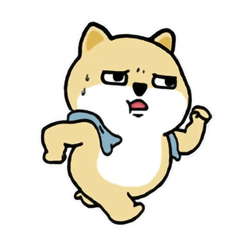 小肥柴7 - Sticker 3
