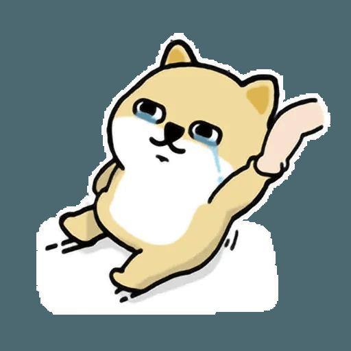 小肥柴7 - Sticker 15