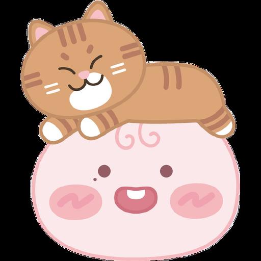 KangDaniel x Kakaofriends - Sticker 4