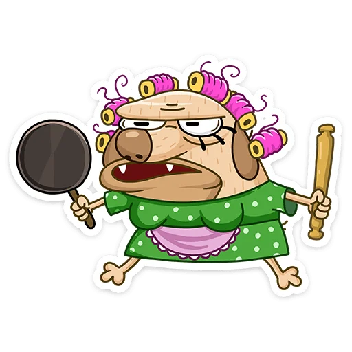 Madame - Sticker 23