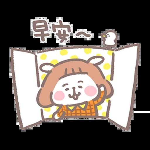 夏芽羊咩咩 (1) - Sticker 16