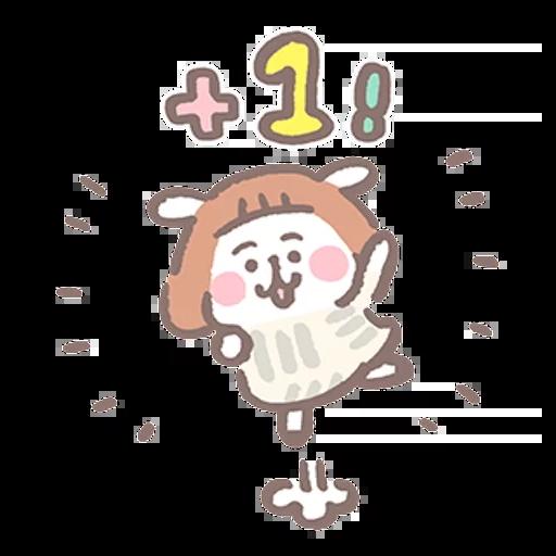 夏芽羊咩咩 (1) - Sticker 13