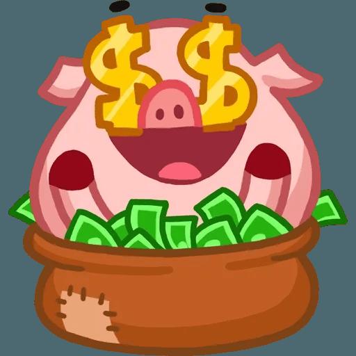 Pig - Sticker 28