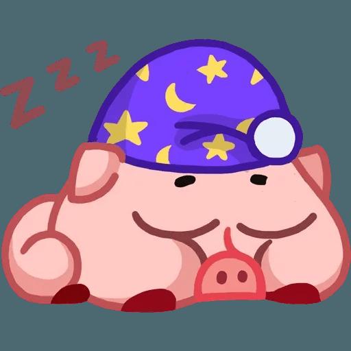 Pig - Sticker 29