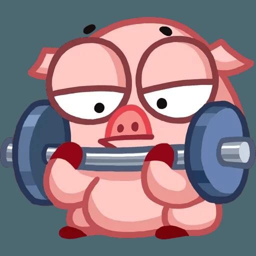 Pig - Sticker 30