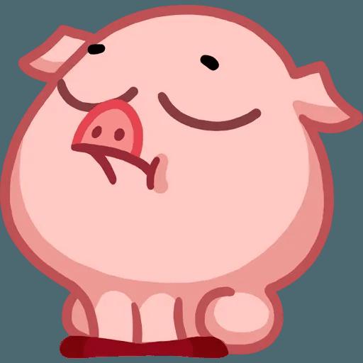 Pig - Sticker 10