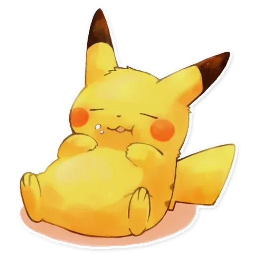 Pikachu - Sticker 8
