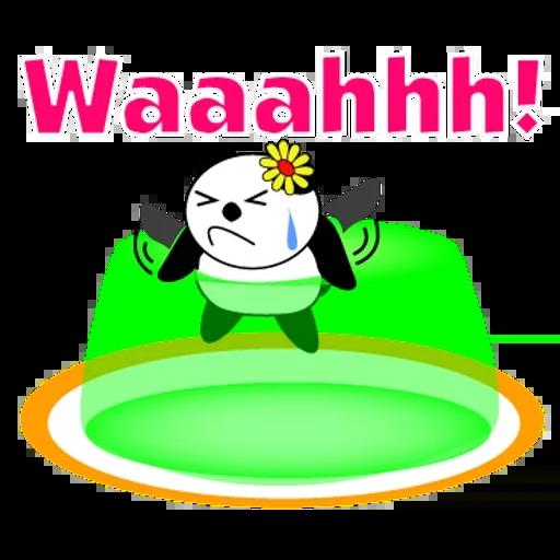 Piggy & Panda 1 - Sticker 11