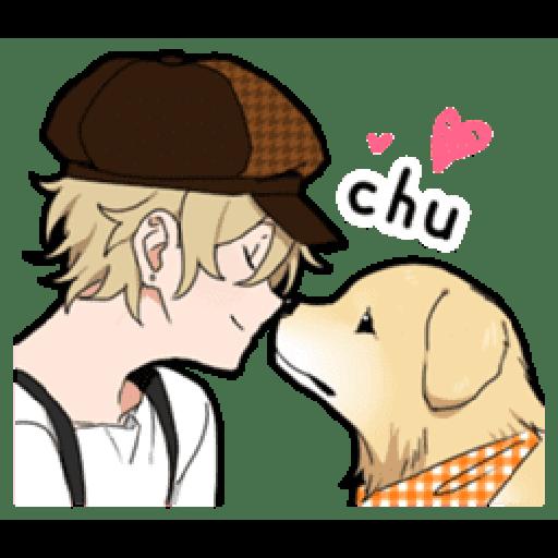 Bilingual Boy - Sticker 14