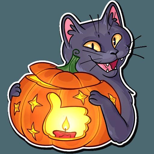 Salem - Sticker 4