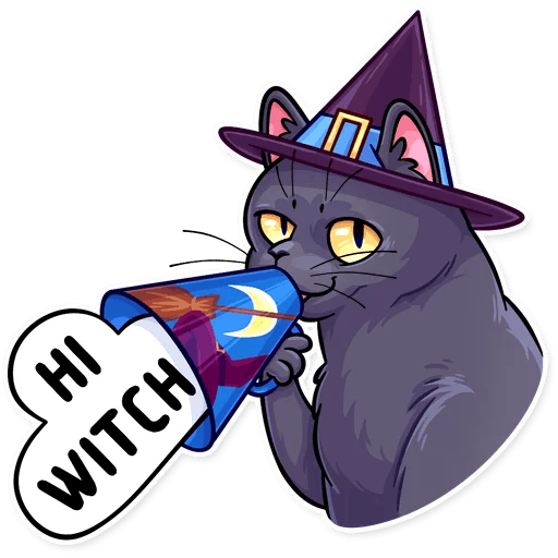 Salem - Sticker 5