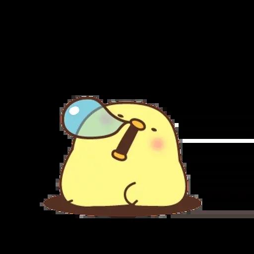 負面小雞 - Sticker 23