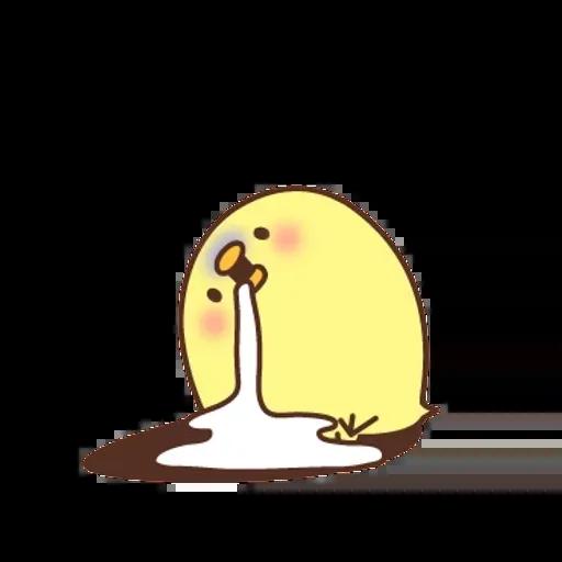 負面小雞 - Sticker 13