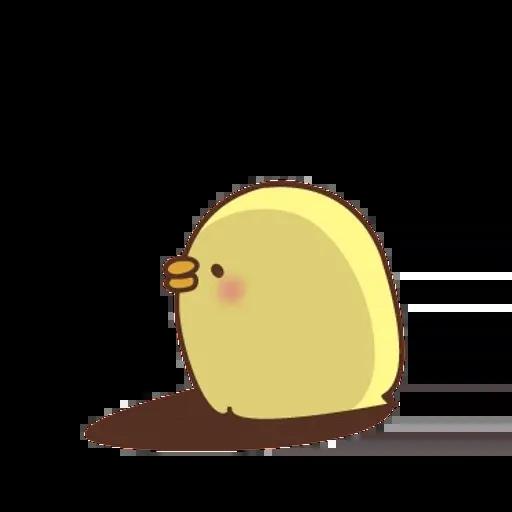 負面小雞 - Sticker 19