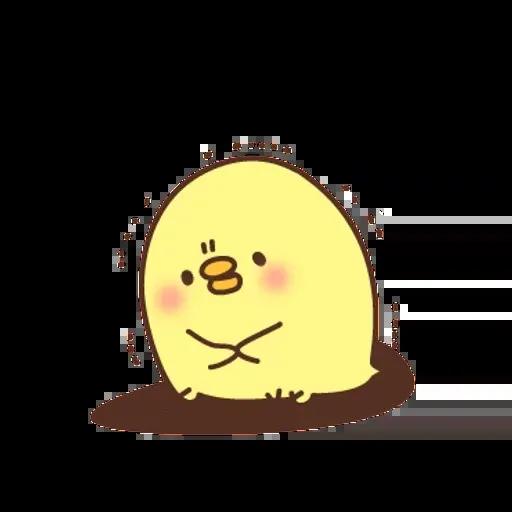 負面小雞 - Sticker 15