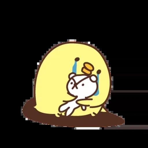 負面小雞 - Sticker 3
