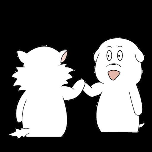 萌萌犬 - Sticker 27