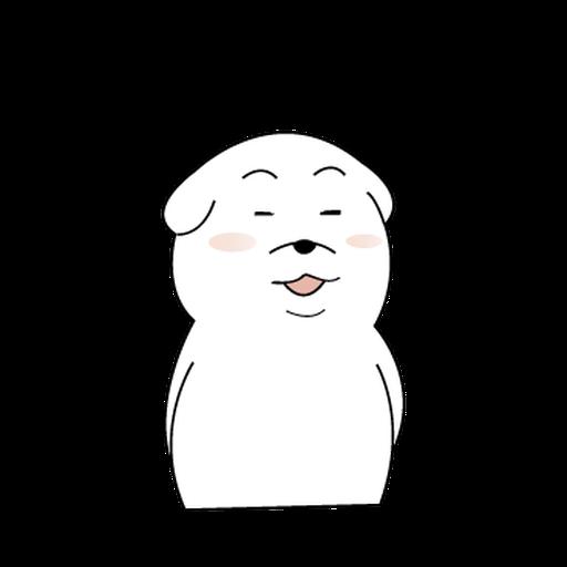 萌萌犬 - Sticker 3