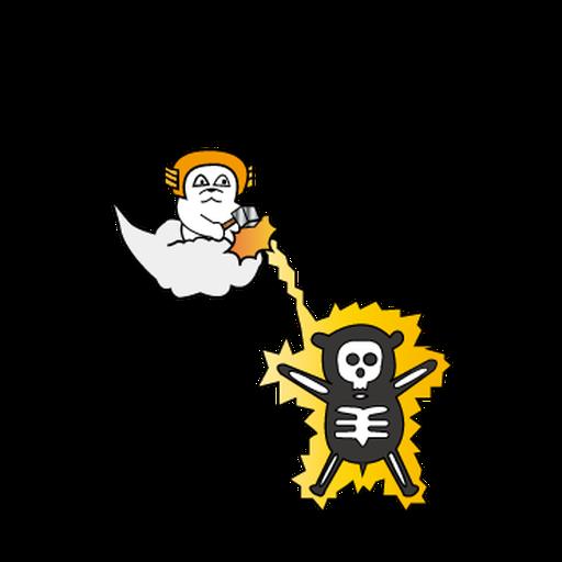 萌萌犬 - Sticker 1