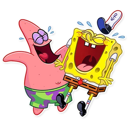 Bob esponja - Sticker 1