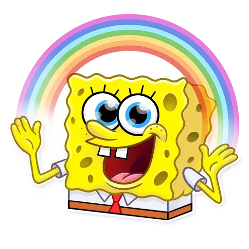 Bob esponja - Sticker 6