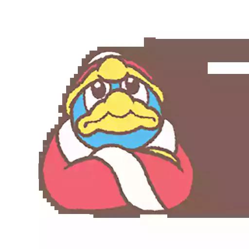 Kirby - Sticker 5