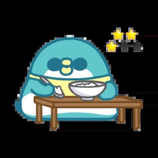 PP mini 小小企鵝 - 29 - Sticker 4