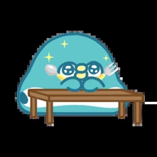 PP mini 小小企鵝 - 29 - Sticker 19