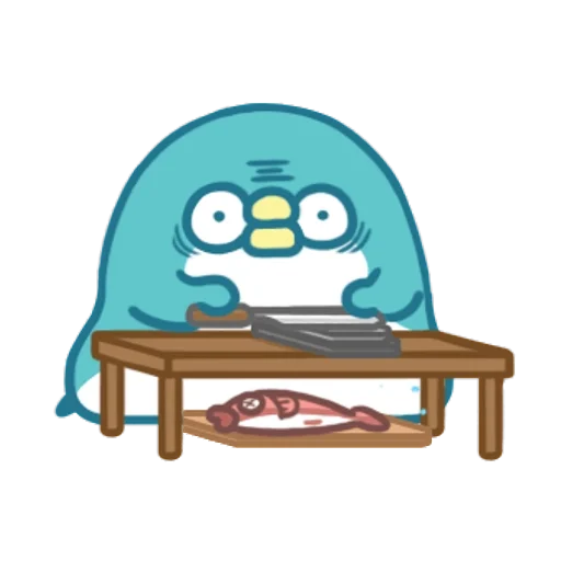 PP mini 小小企鵝 - 29 - Sticker 16