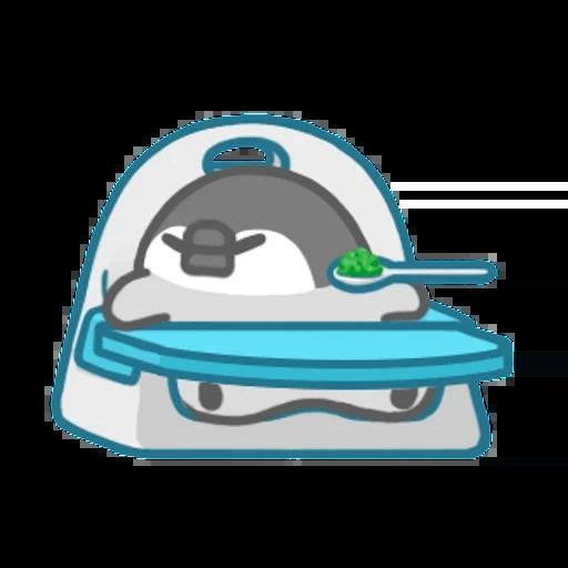 PP mini 小小企鵝 - 29 - Sticker 23