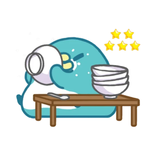 PP mini 小小企鵝 - 29 - Sticker 6