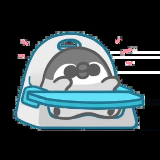 PP mini 小小企鵝 - 29 - Sticker 21