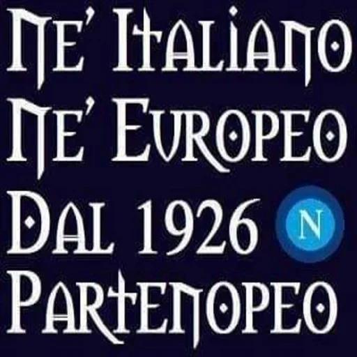 Forza Napoli - Sticker 18