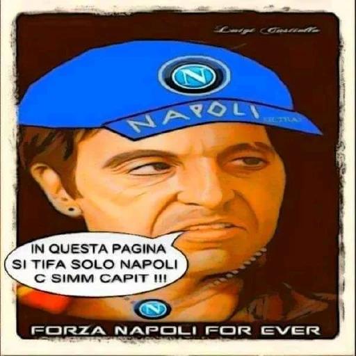 Forza Napoli - Sticker 14