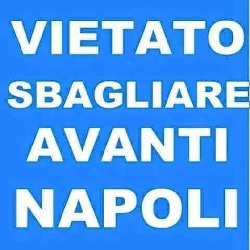 Forza Napoli - Sticker 16