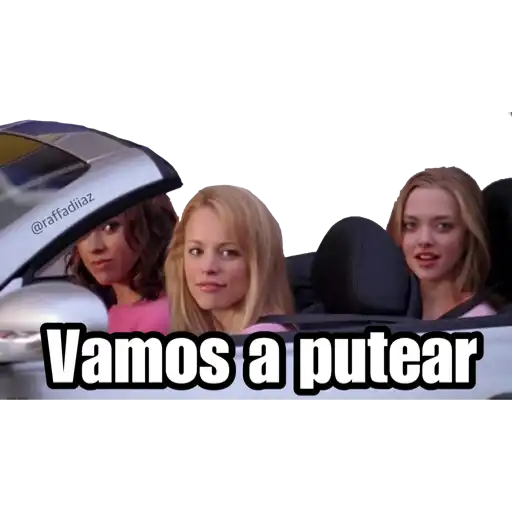 Mean Girls  - Sticker 13