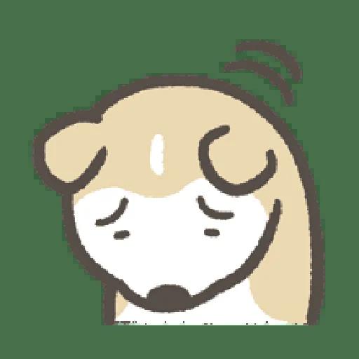 Shibapuppyemoji - Sticker 6