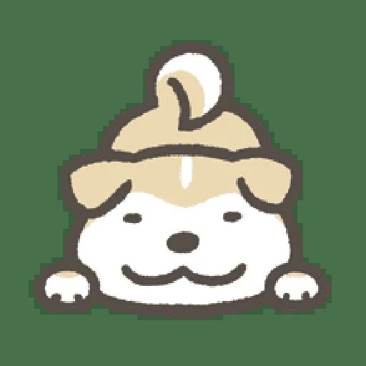 Shibapuppyemoji - Sticker 21