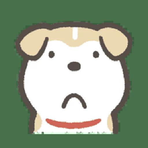 Shibapuppyemoji - Sticker 29