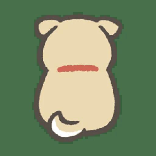 Shibapuppyemoji - Sticker 14