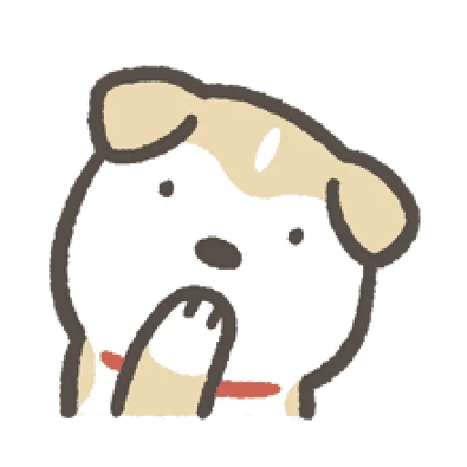 Shibapuppyemoji - Sticker 5