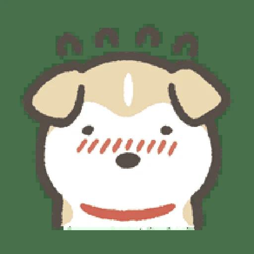 Shibapuppyemoji - Sticker 27